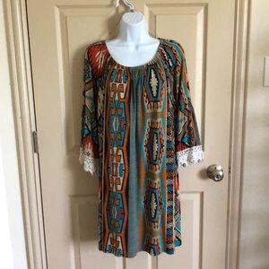 R Rogue southwest dress